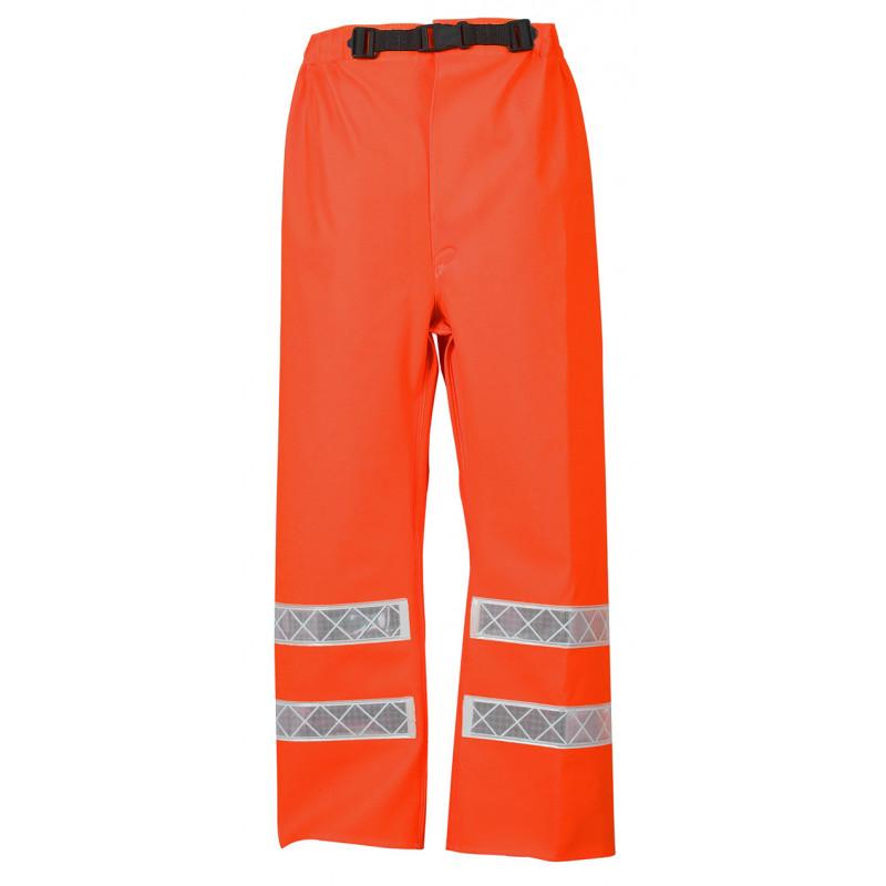 Pantalon MACADAM orange HV EN Iso 20471