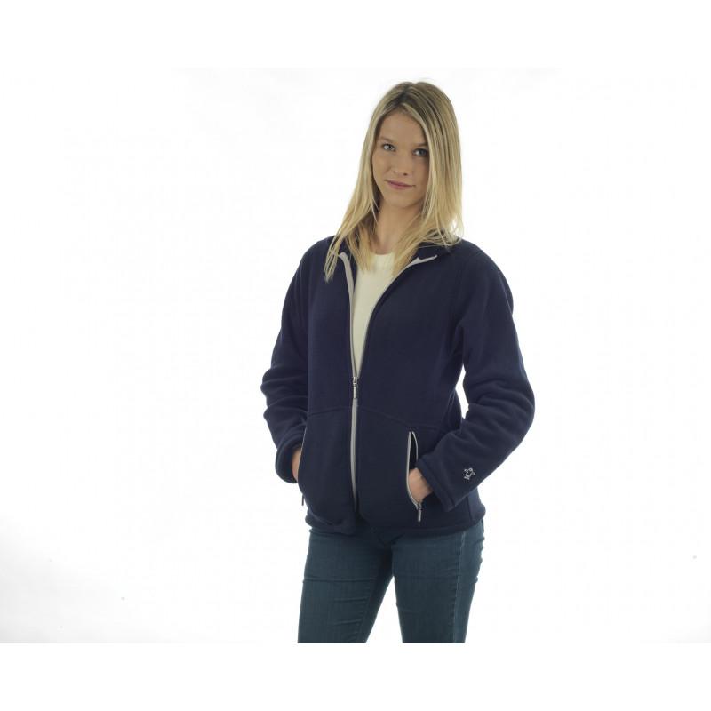 Veste Polaire Femme Adara marine