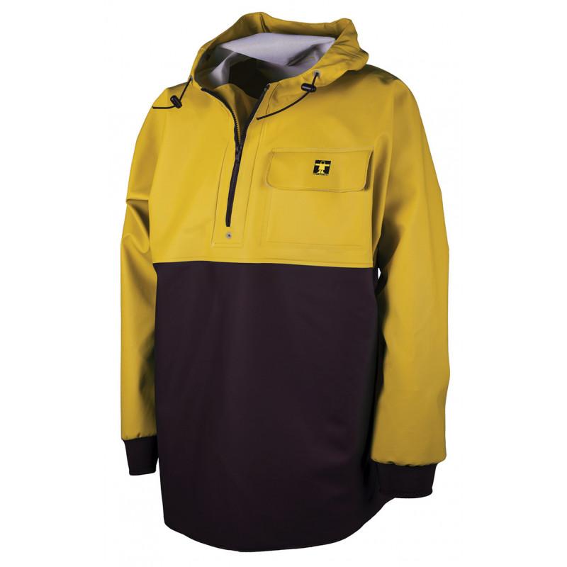 Vareuse Chinook jaune foncé Noir