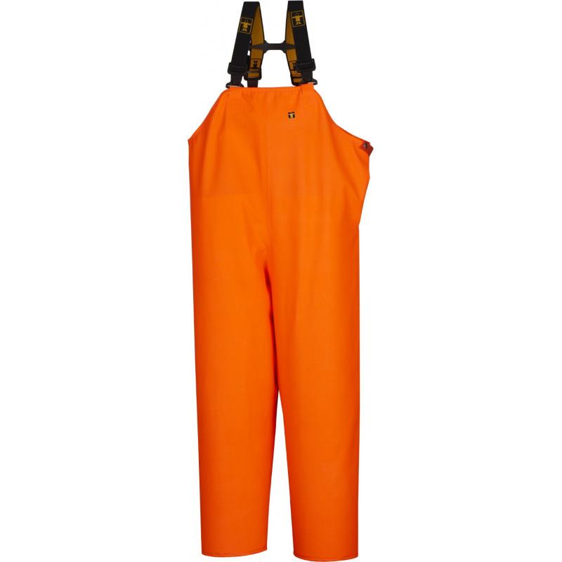 Bib and Braces Trousers - HITRA orange Fluo