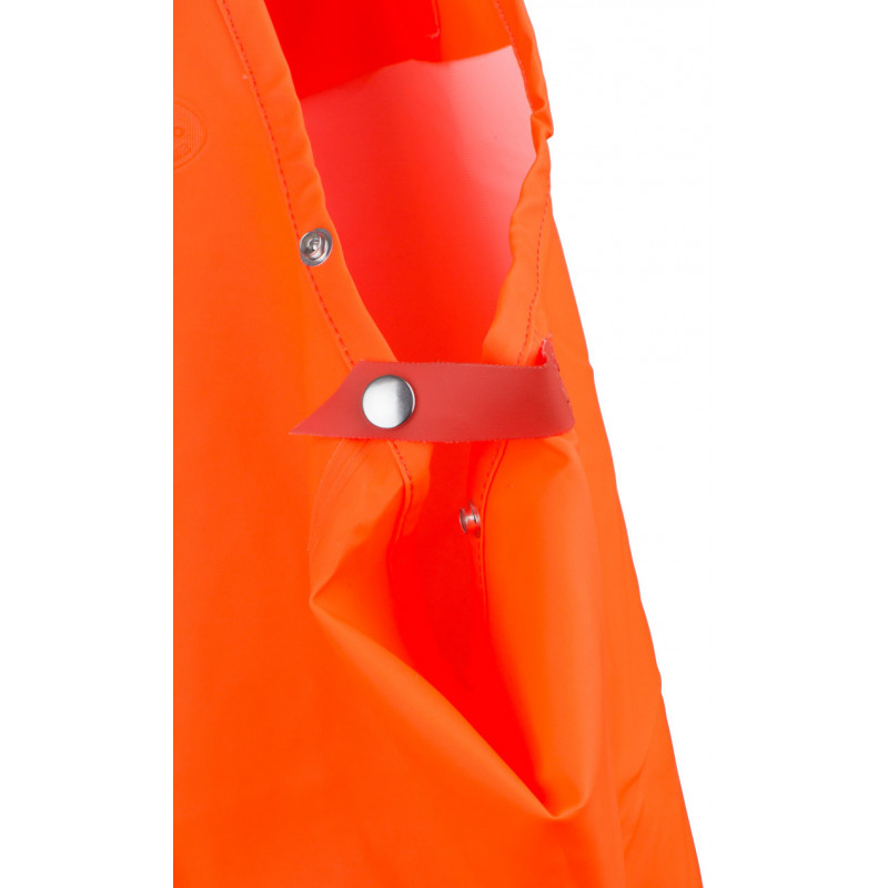 Bib and Braces Trouser - HITRA GUY COTTEN Fluo snap fastening