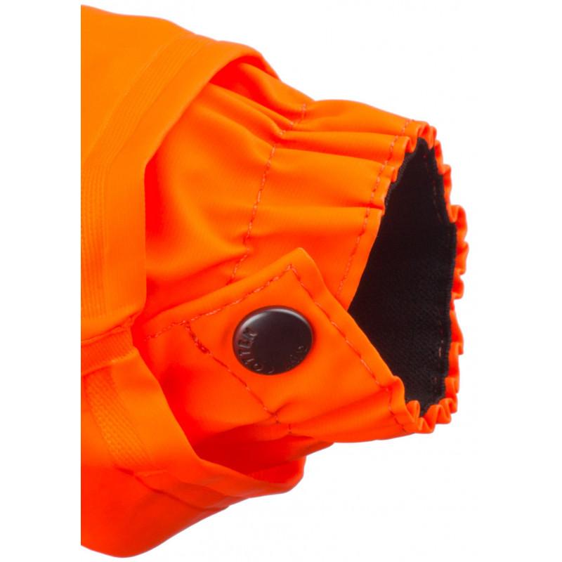 Veste ciré GAMVIK  orange Fluo - poignet élastiqué