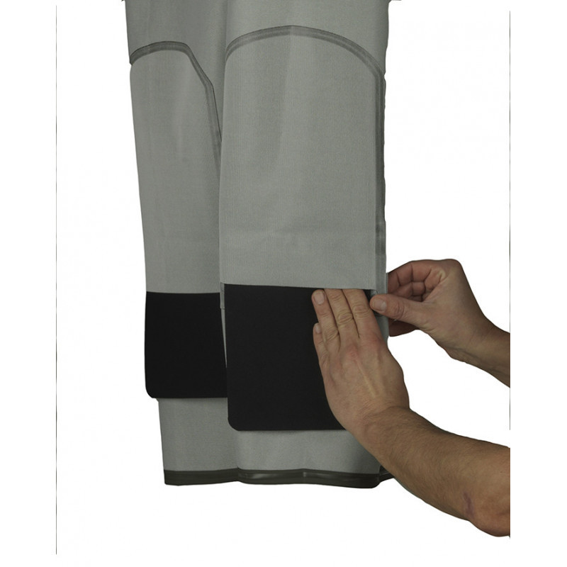 Barossa Bib and Braces glentex fabric - Knee reinforcements