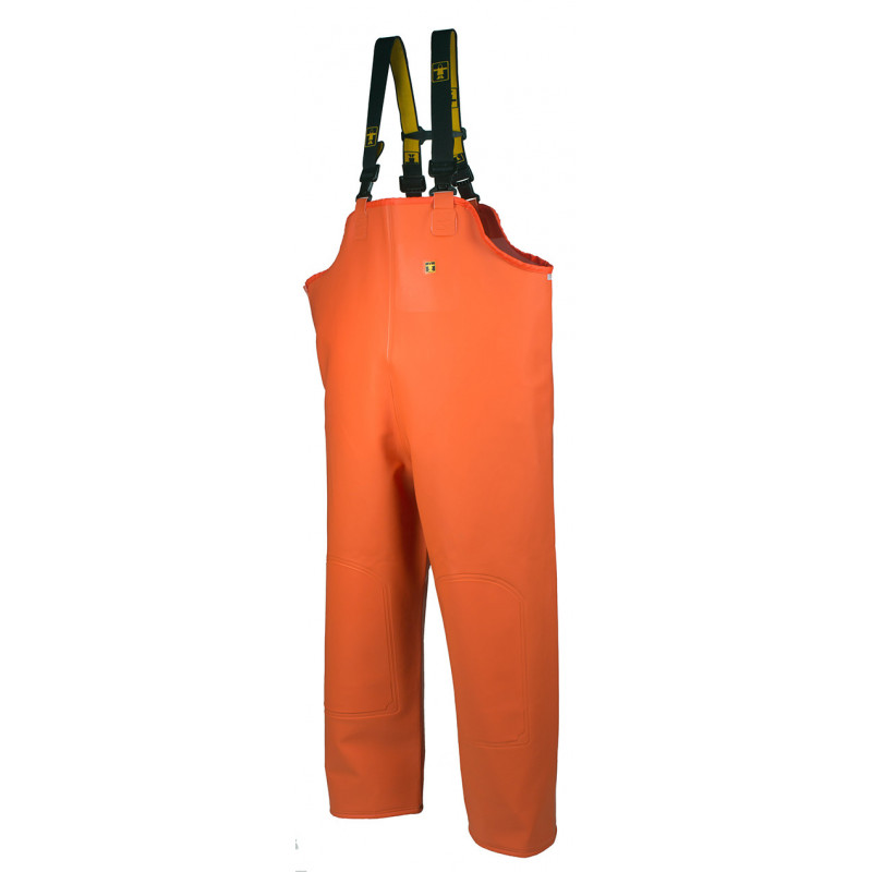 Cotte à bretelles Barossa Fisher orange