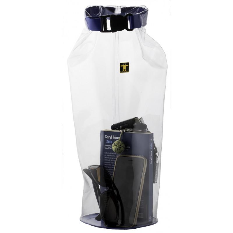 Waterproof transparent Trouvetout bag Guy Cotten
