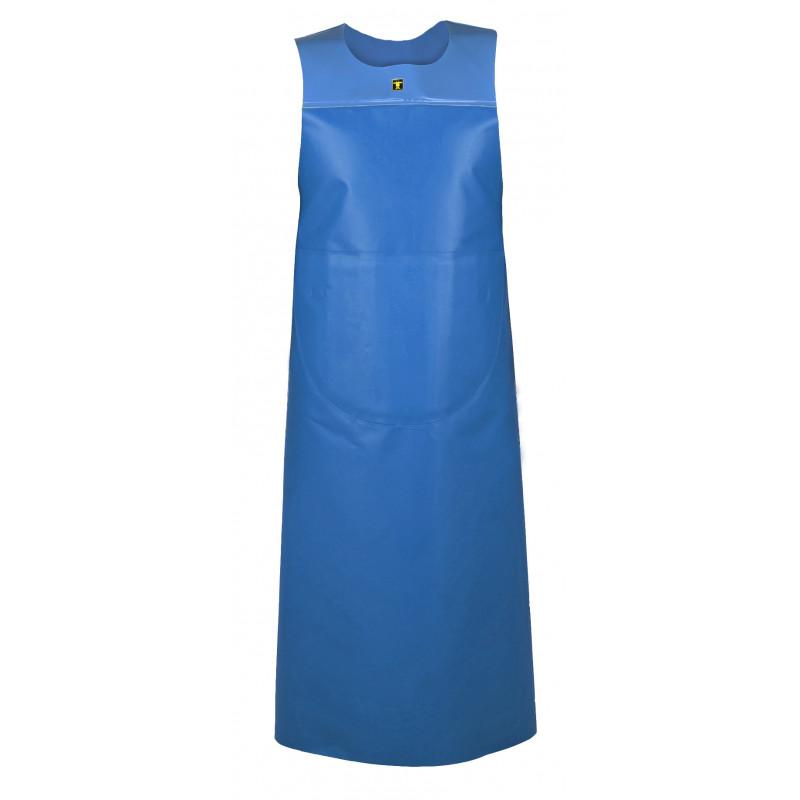 Tablier Isoconf bleu