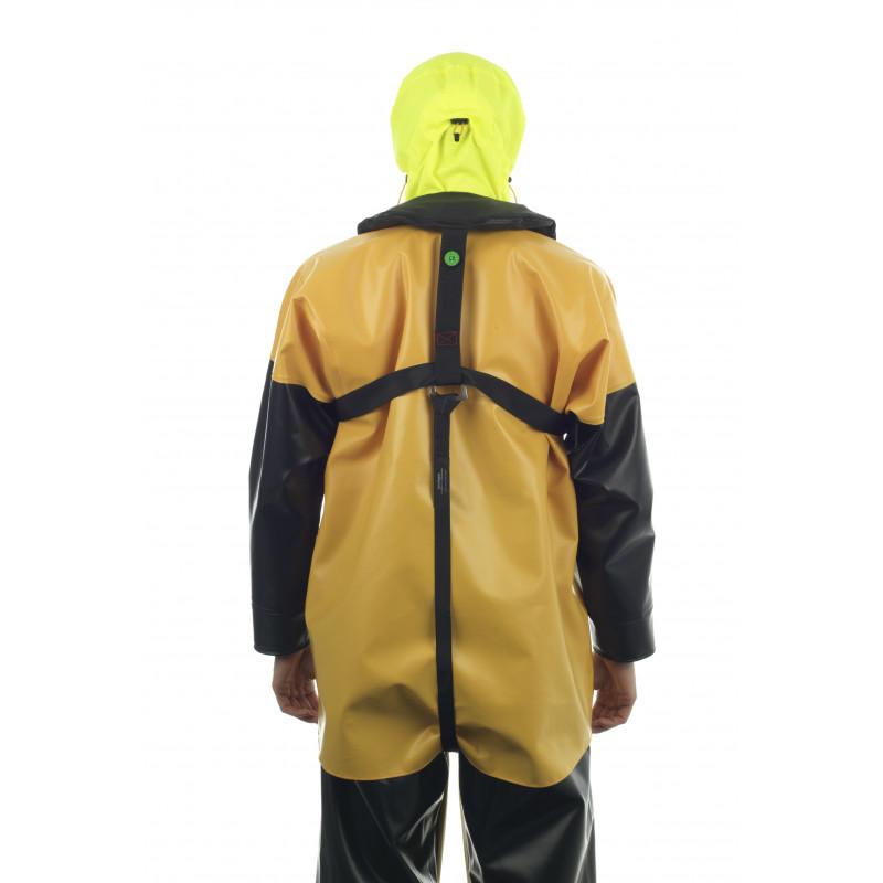Brizo 150N self-inflating lifejacket - with crotch strap