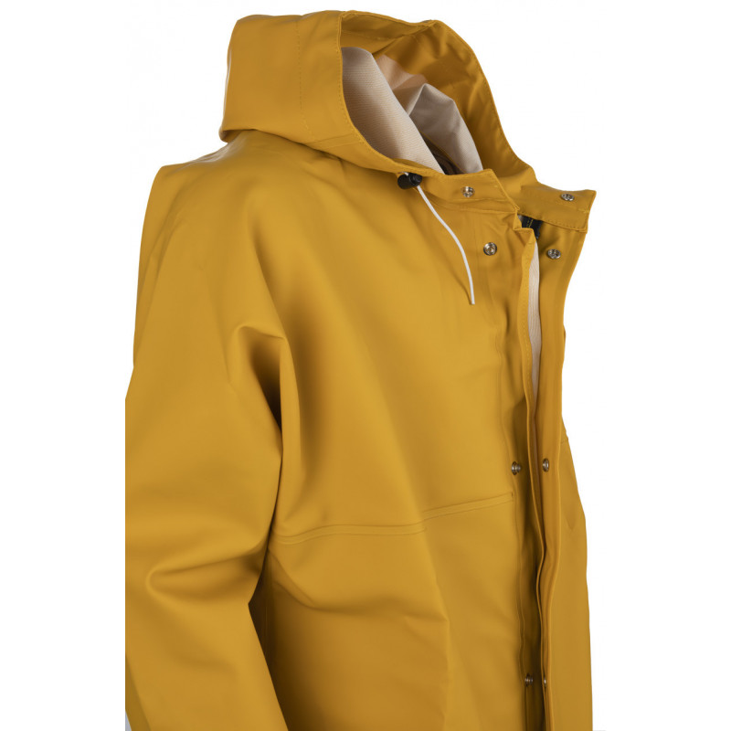 Flexible and waterproof Alta Jacket - Zip fastening