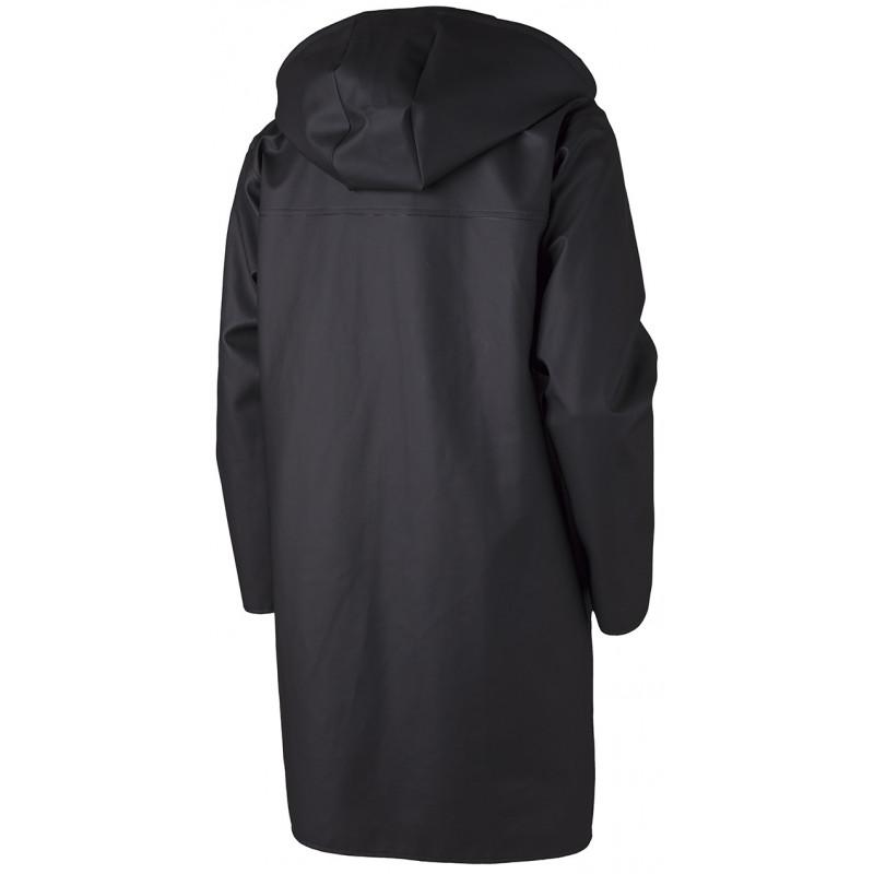 Manteau HADAR noir dos