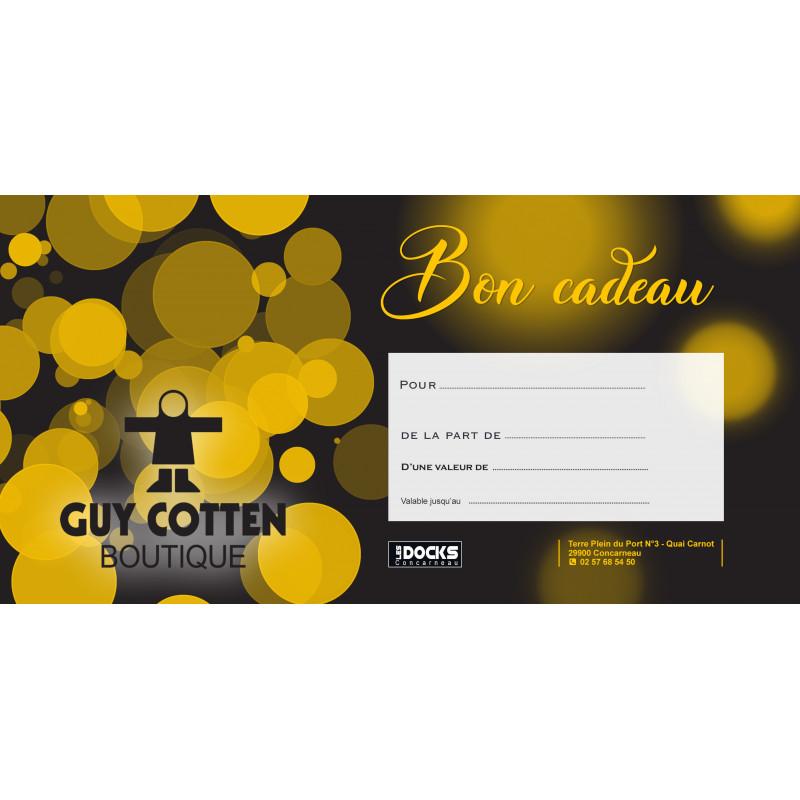 Carte Cadeau Guy Cotten Boutique
