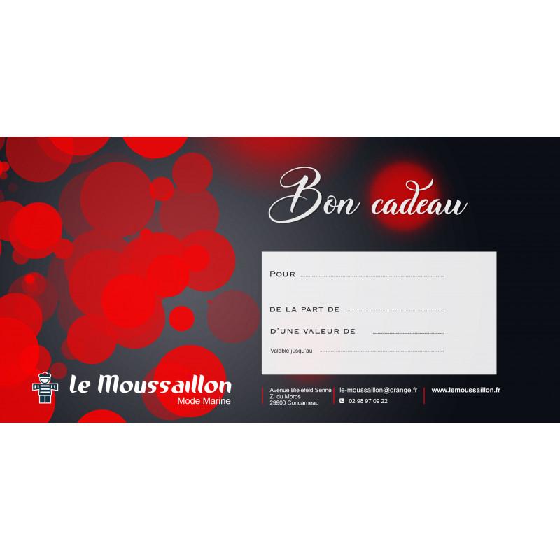 Carte Cadeau Le Moussaillon Le Moros Concarneau