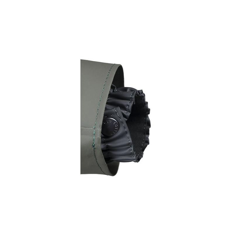 Isoder ISOLATECH® Glentex waterproof oilskin jacket - Cuff