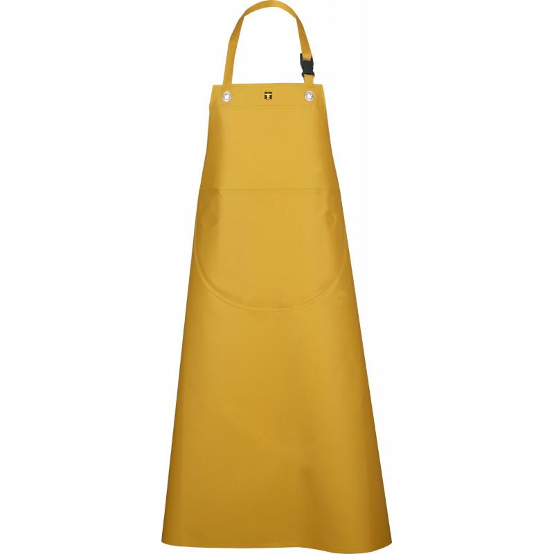 Isofranc Isolatech Apron for work - yellow