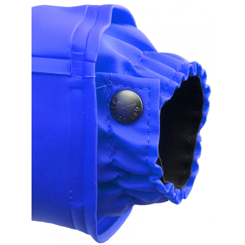Veste GAMVIK G305 bleue poignet