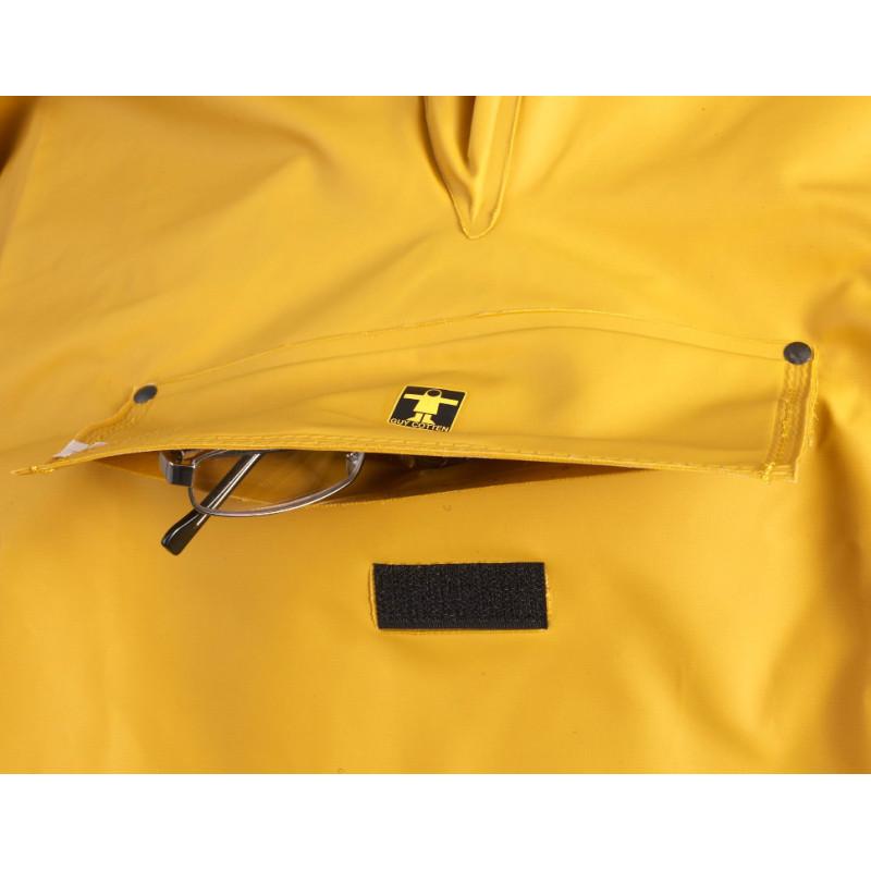Waterproof pocket of Long and waterproof smock Beauvoir Guy Cotten