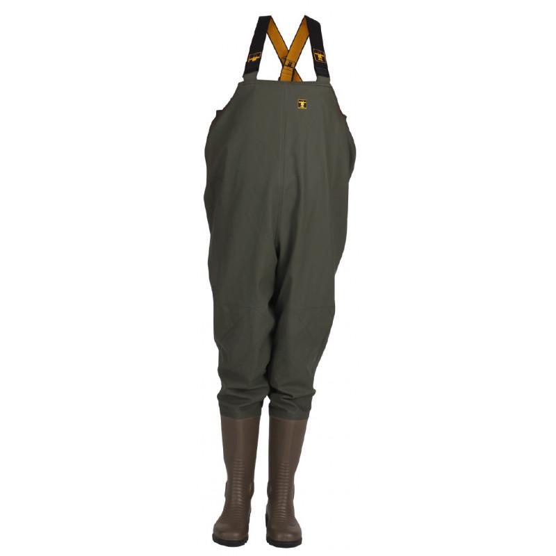 Pantalon avec des bottes