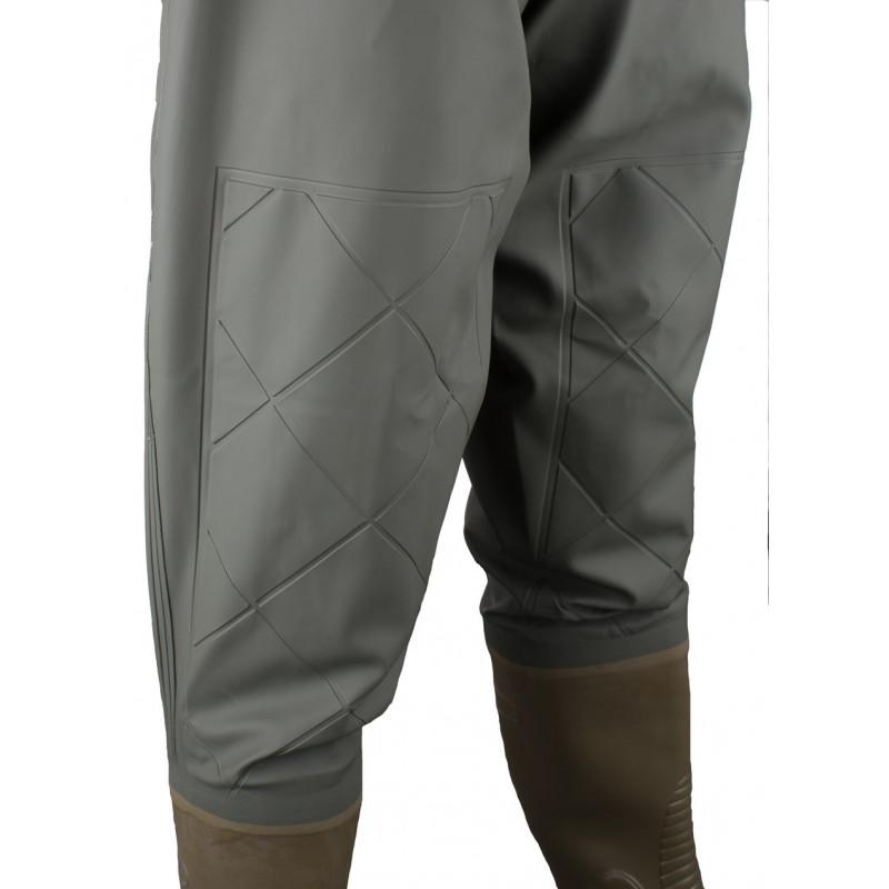 Genoux doublés pantalon bottes