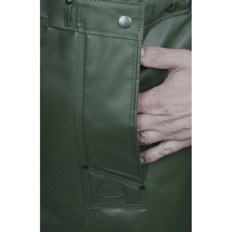 Cuissard leggings waterproof - crotch opening