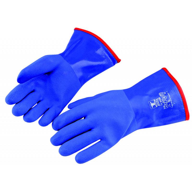 gants BN 30 blue thermo