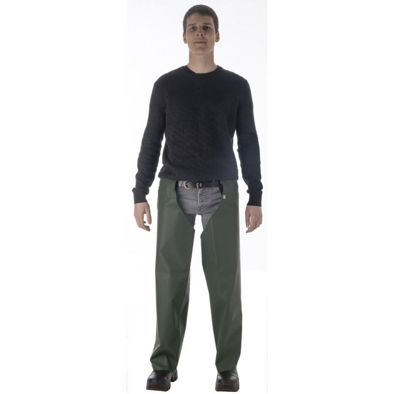 jambieres leggings NP vert