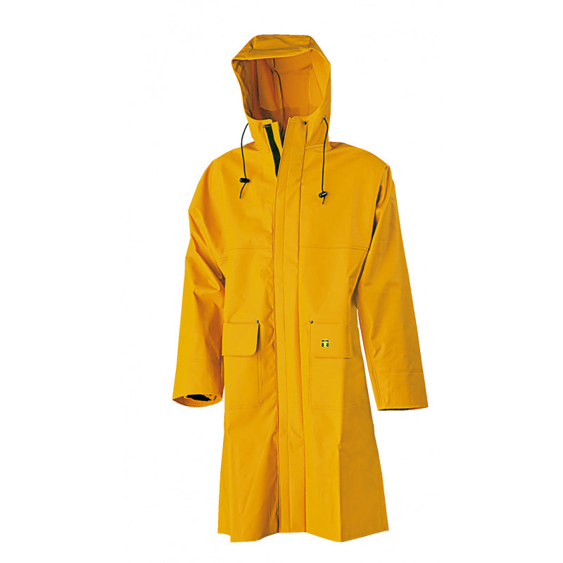 Guy Cotten waterproof and robust ostreicole coat - Yellow