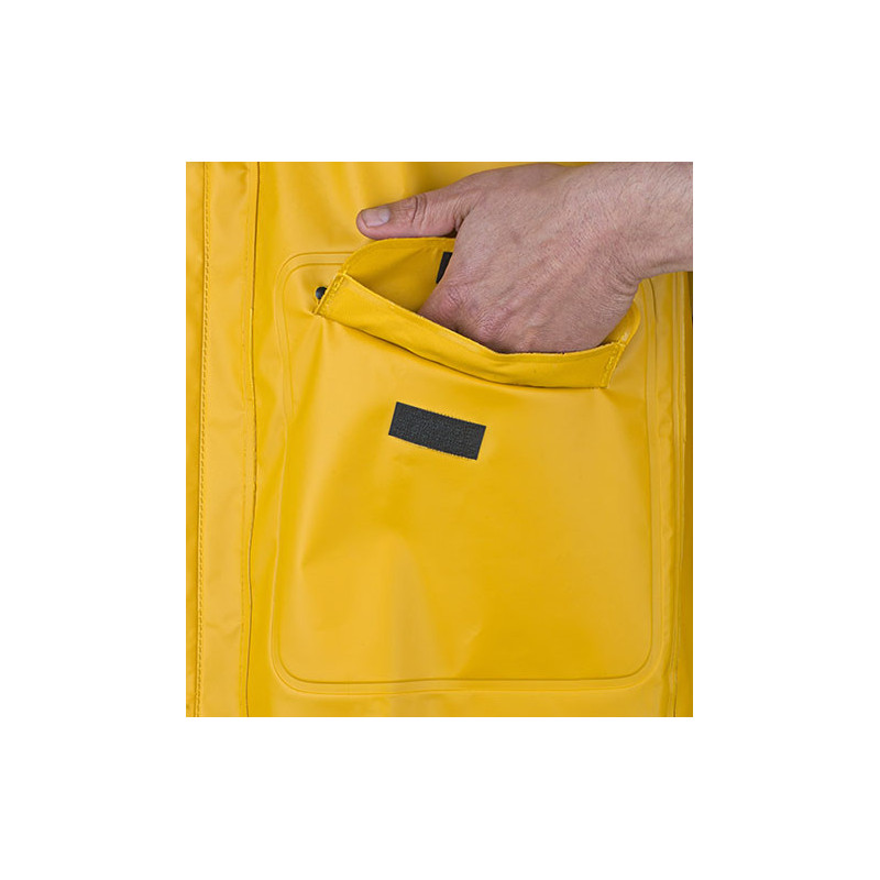 Guy Cotten waterproof and robust ostreicole coat - Pocket