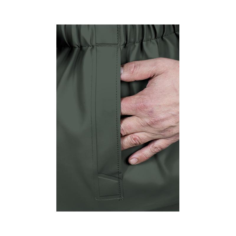 Détail poche pantalon Bocage Glentex