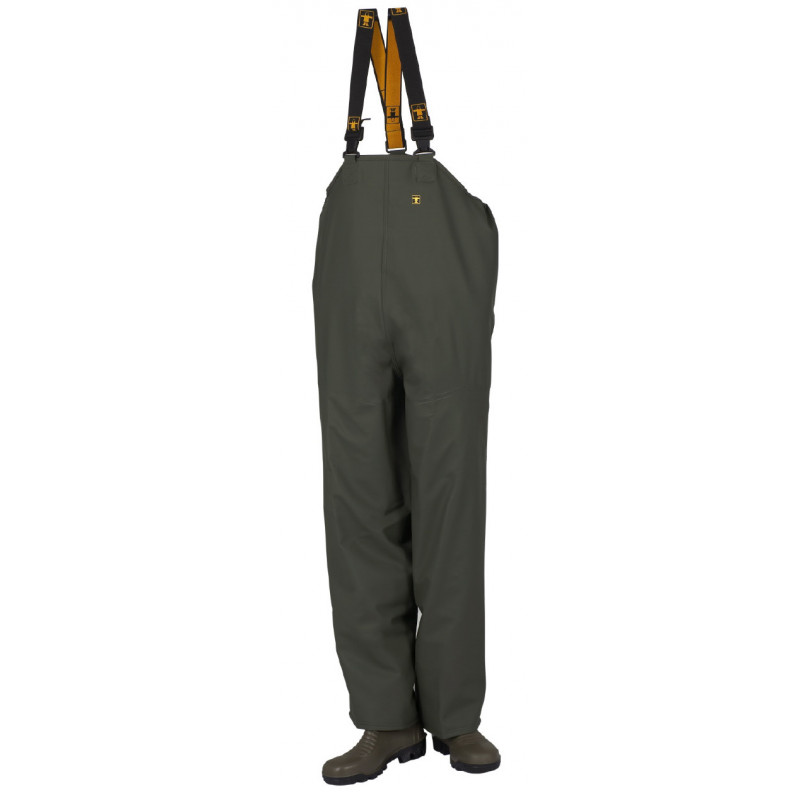 Double pantalon avec bottes