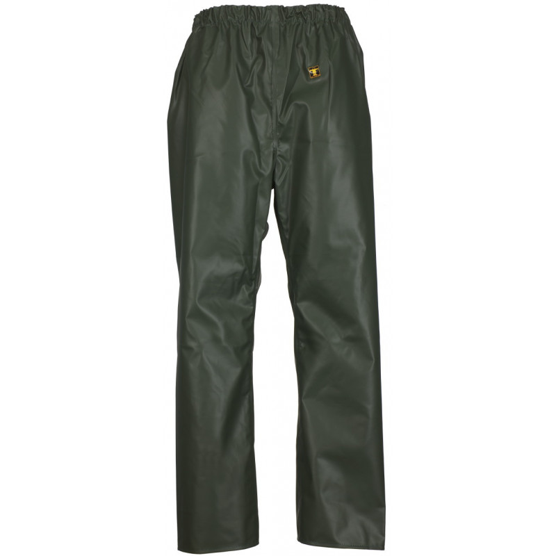 Pantalon étanche Pouldo vert nylpêche