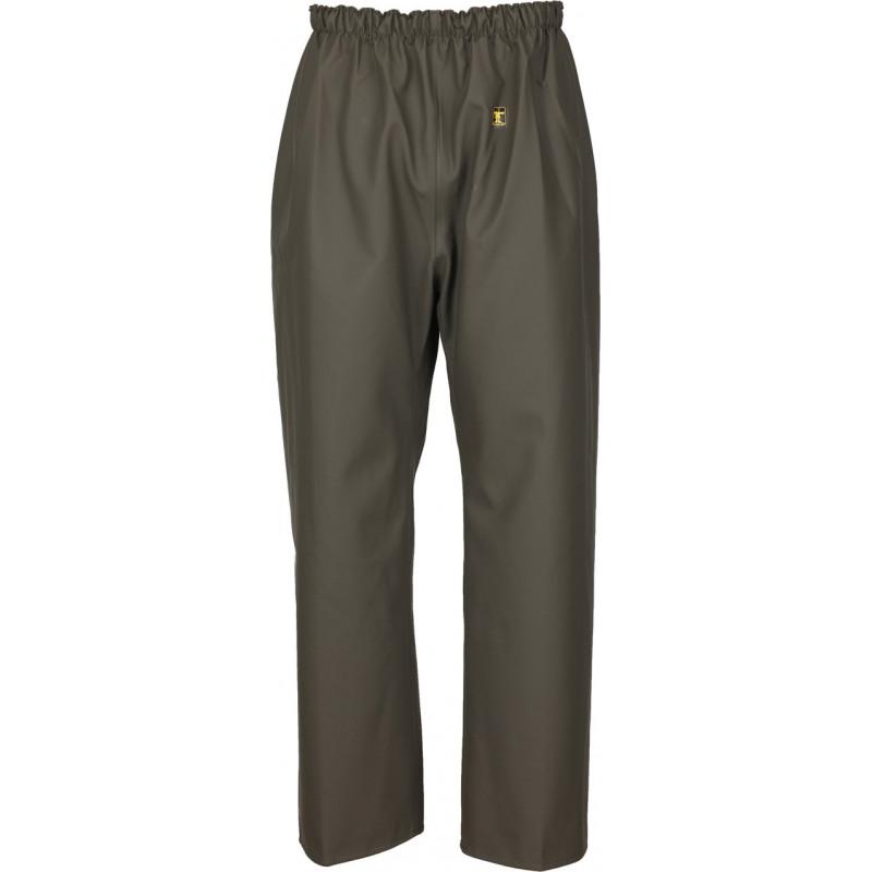 Pantalon ciré étanche Pouldo vert
