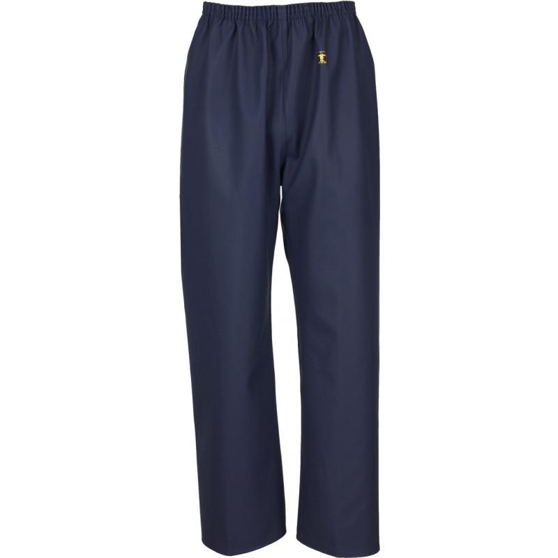 Pantalon ciré étanche Pouldo marine