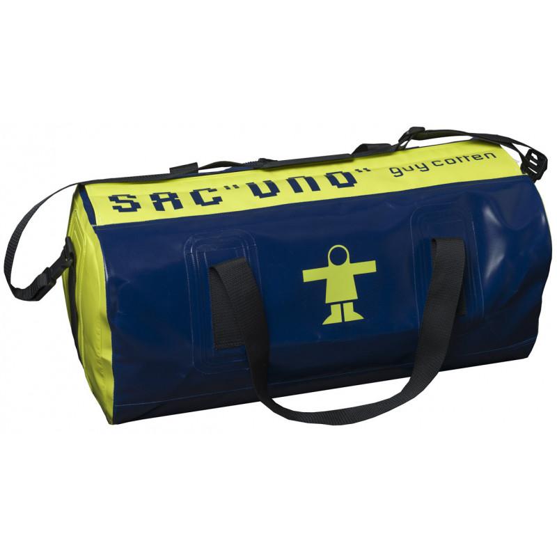 Uno semi-waterproof onboard bag - Yellow/Grey