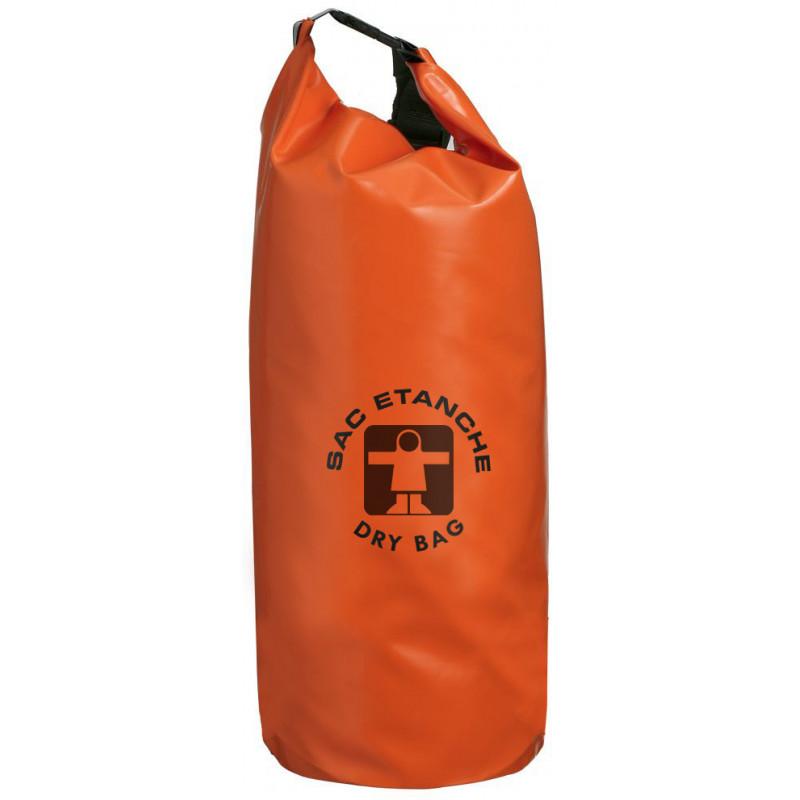 Waterproof oilskin bag number 1 - Orange