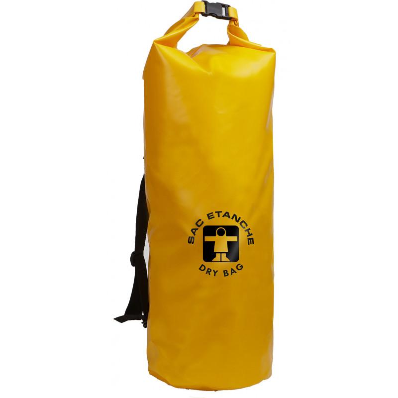Waterproof oilskin bag number 1 - Yellow