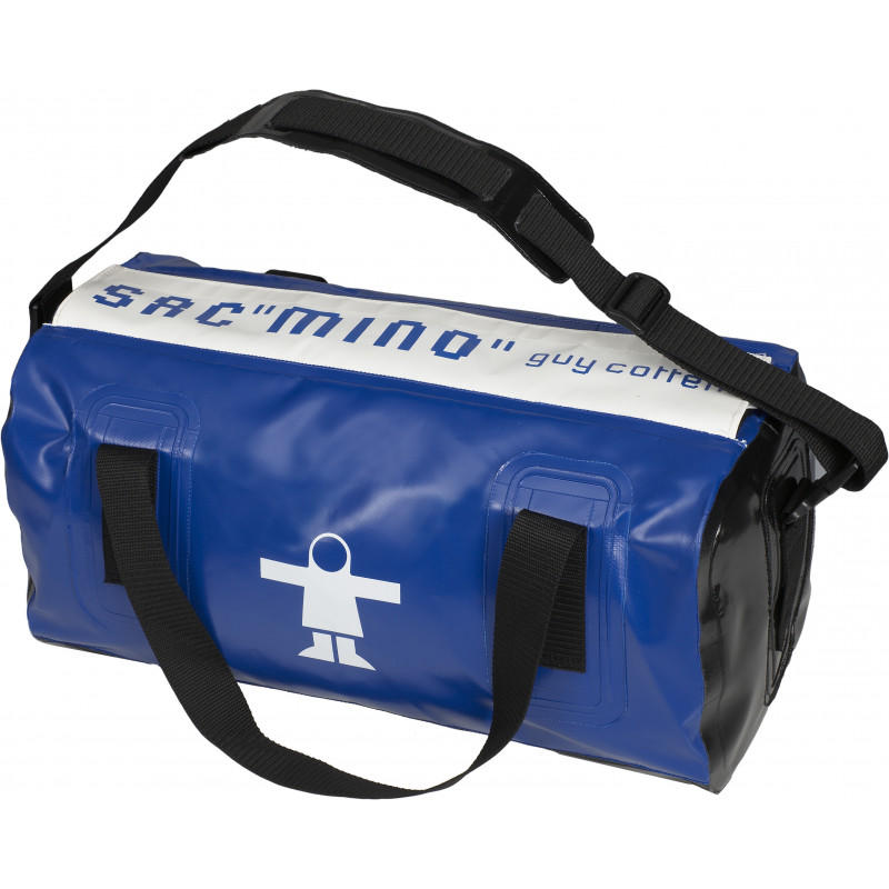 MINO Guy Cotten Semi-Waterproof onBoard Bag - Blue