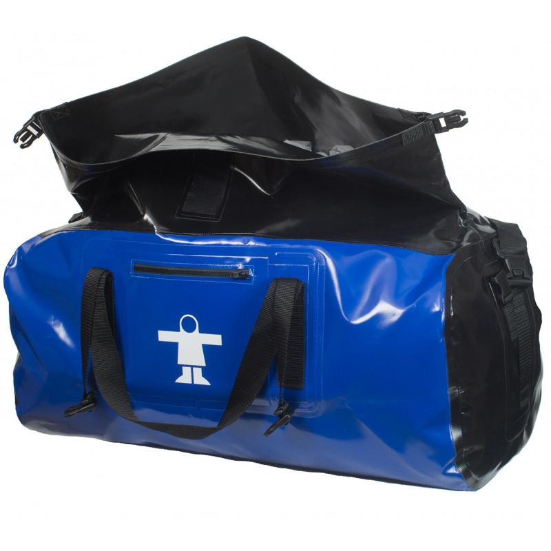 Waterproof oilskin bag Tri+sec - Blue