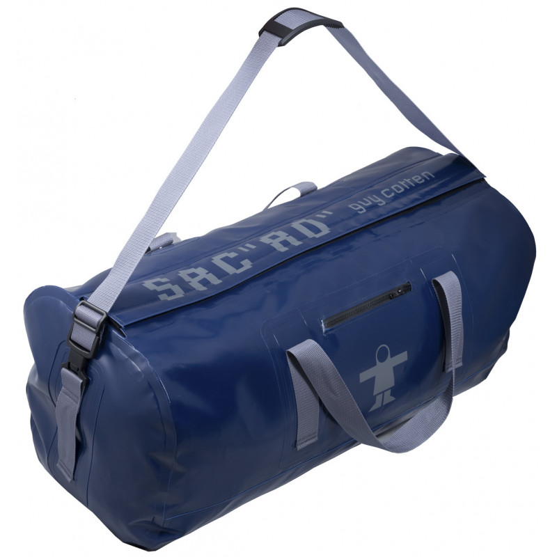 Guy Cotten semi-waterproof AO bag - Navy/Grey