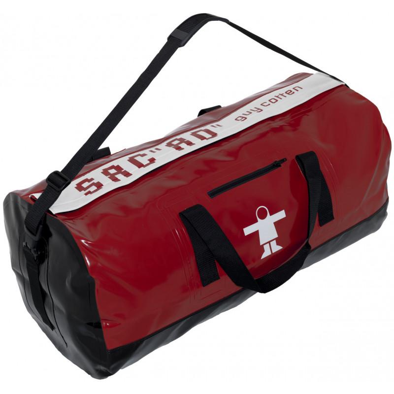 Guy Cotten semi-waterproof AO bag - red