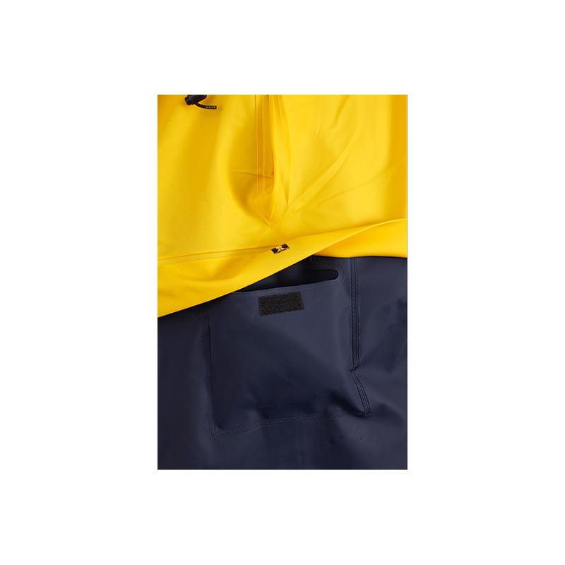 Vareuse Pêche ciré GLENTEX - poche étanche