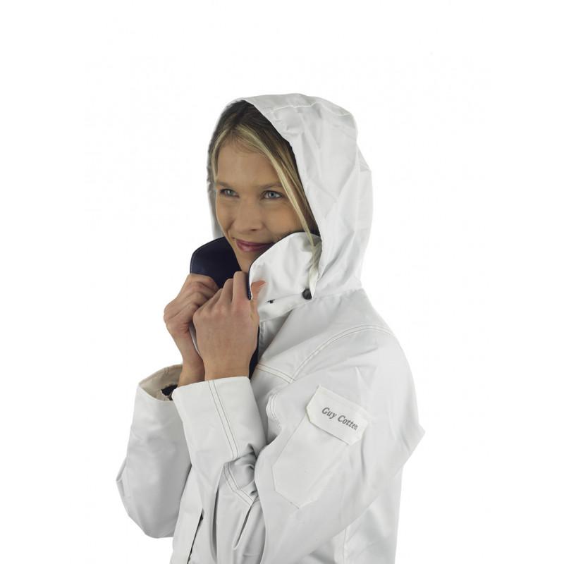 Veste Lady femme respirant blanc